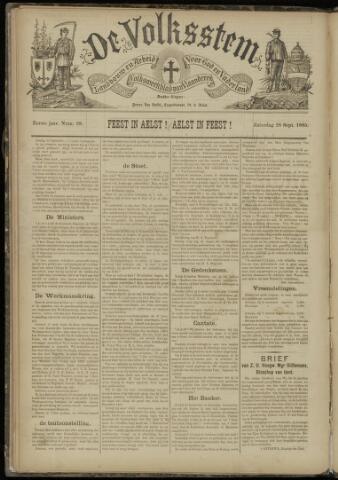 De Volksstem 1895-09-28