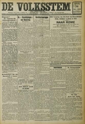 De Volksstem 1932-12-31