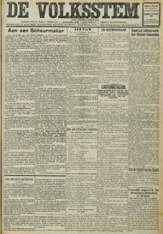 De Volksstem 1931-10-11