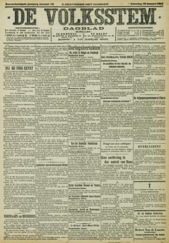 De Volksstem 1915-01-16