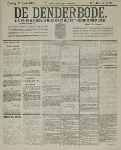 De Denderbode 1893-04-23
