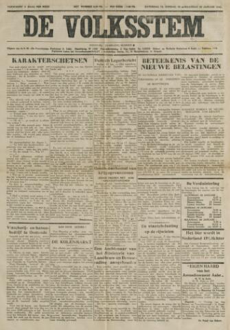 De Volksstem 1941-01-18