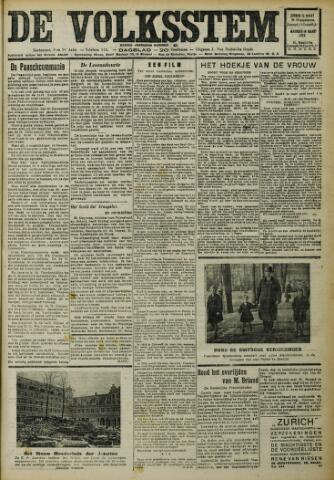 De Volksstem 1932-03-13