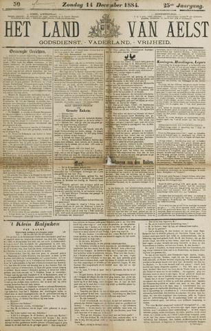 Het Land van Aelst 1884-12-14