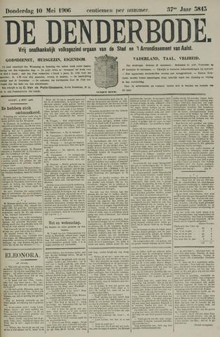 De Denderbode 1906-05-10