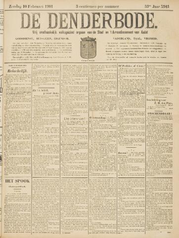 De Denderbode 1901-02-10
