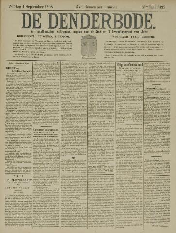 De Denderbode 1898-09-04