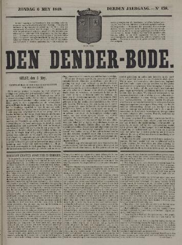De Denderbode 1849-05-06