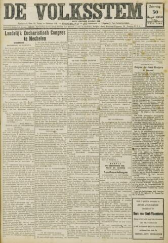 De Volksstem 1930-08-30