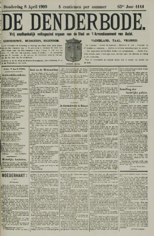 De Denderbode 1909-04-08
