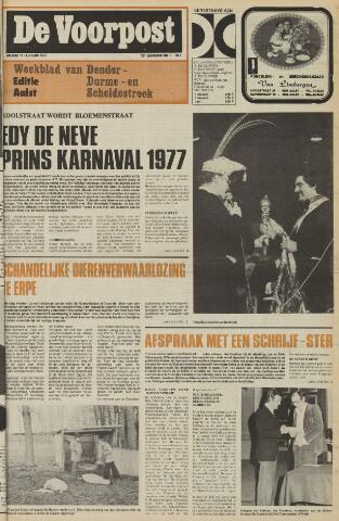 De Voorpost 1977-02-11