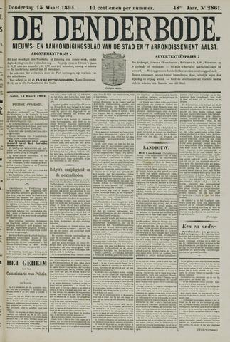 De Denderbode 1894-03-15