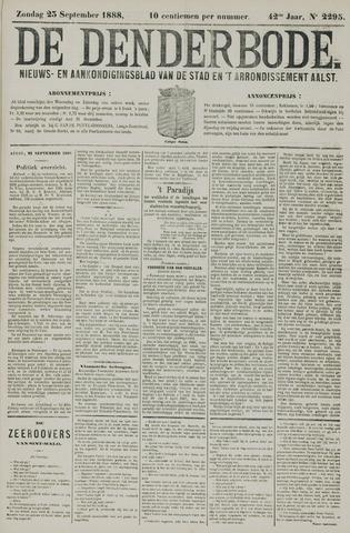 De Denderbode 1888-09-23