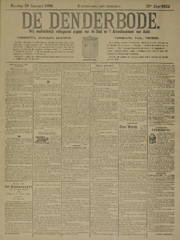 De Denderbode 1898-01-30