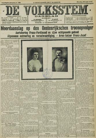 De Volksstem 1914-06-30