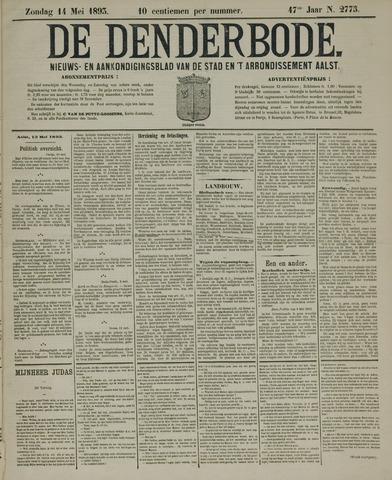 De Denderbode 1893-05-14