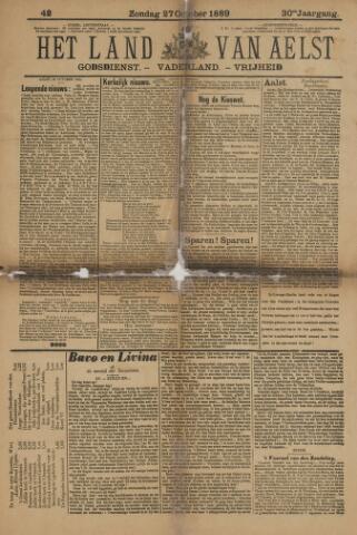 Het Land van Aelst 1889-10-27