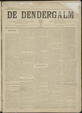 De Dendergalm 1886