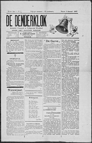Denderklok 1927