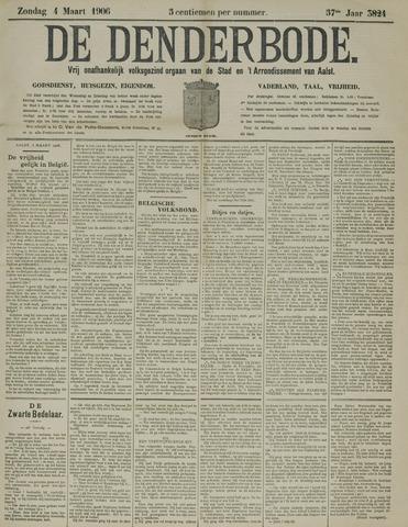 De Denderbode 1906-03-04