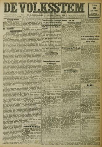 De Volksstem 1923-07-20