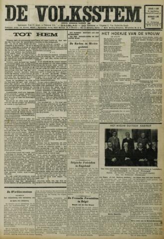 De Volksstem 1932-06-05