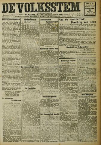 De Volksstem 1923-05-27