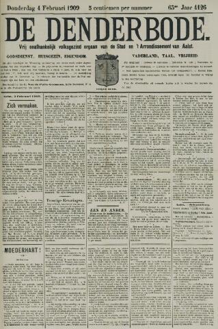 De Denderbode 1909-02-04