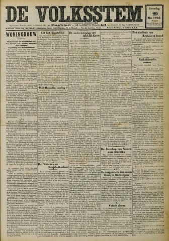 De Volksstem 1926-05-29