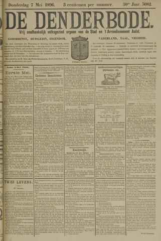 De Denderbode 1896-05-07