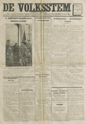 De Volksstem 1938-05-23