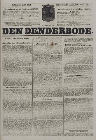 De Denderbode 1860-06-24