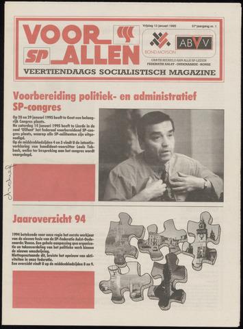 Voor Allen 1995