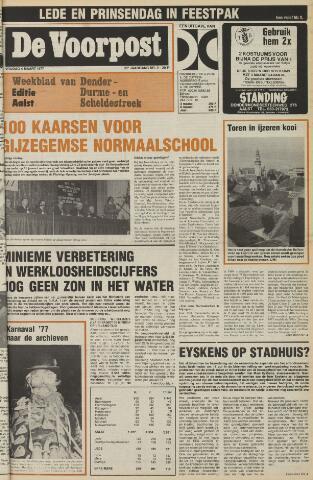 De Voorpost 1977-03-04