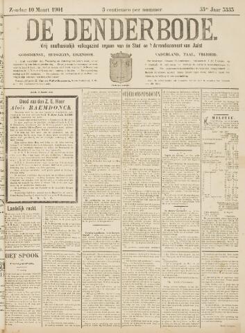 De Denderbode 1901-03-10