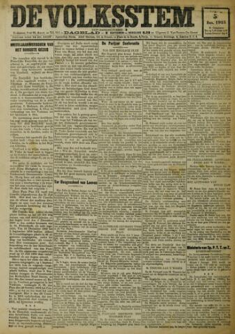 De Volksstem 1923-01-05