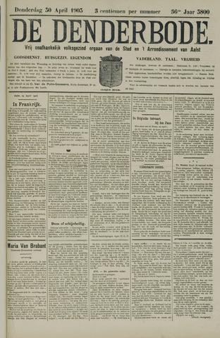 De Denderbode 1903-04-30