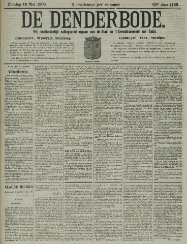 De Denderbode 1909-05-16
