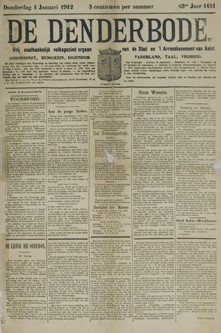 De Denderbode 1912