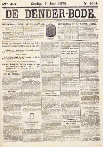 De Denderbode 1878-06-09