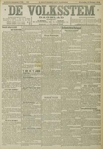 De Volksstem 1910-10-12