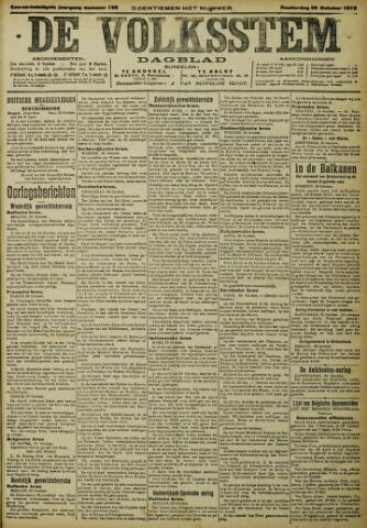 De Volksstem 1915-10-28