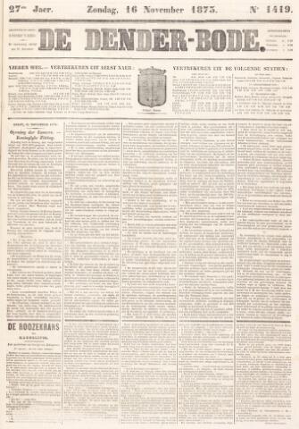 De Denderbode 1873-11-16