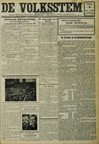 De Volksstem 1932-09-02