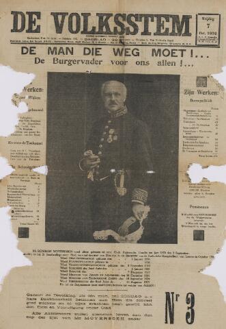 De Volksstem 1932-10-07