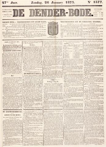 De Denderbode 1873-01-26