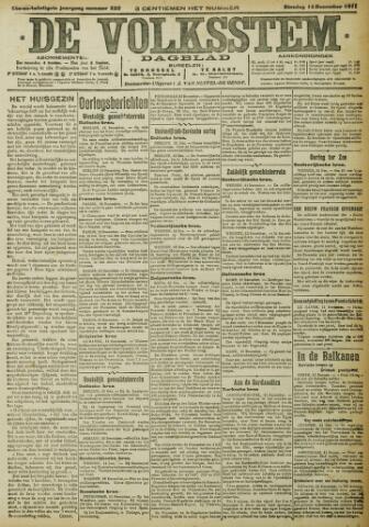 De Volksstem 1915-12-14