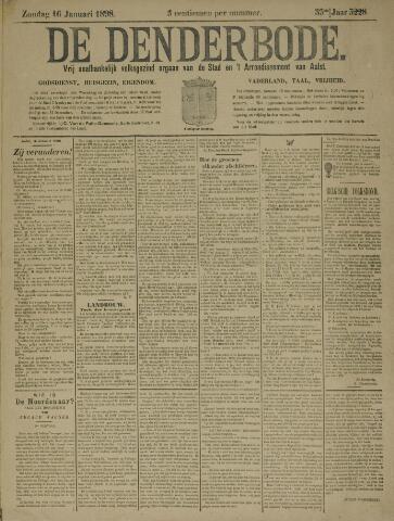 De Denderbode 1898-01-16
