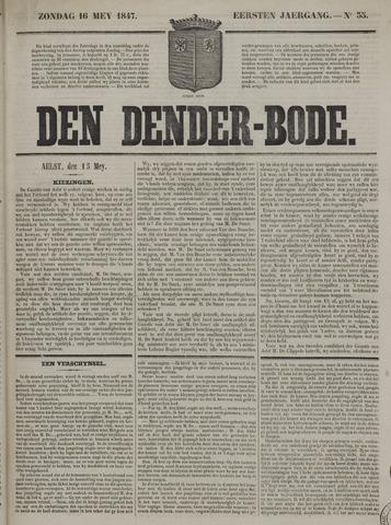 De Denderbode 1847-05-16