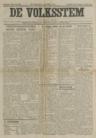 De Volksstem 1941-03-20
